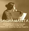 Photo: Sachamanta